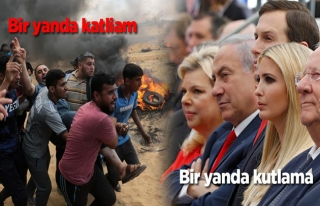 Tüm tepkilere rağmen ABD'nin Kudüs Büyükelçiliği...
