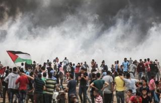 #Israel70 hashtagine karşı Filistinlilerden #Nakba70...