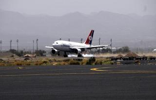 Yemen hükümeti, Sana Havalimanı'nı hastalar için...