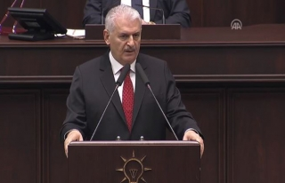Başbakan Yıldırım: İsrail'i lanetliyoruz, ABD'yi...