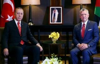 Erdoğan'dan Kudüs için yoğun telefon diplomasisi