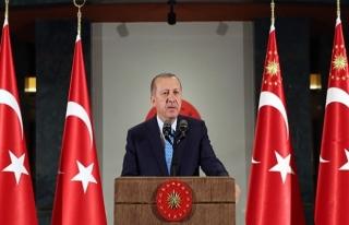 Erdoğan'dan İnce'ye 100 bin TL'lik tazminat davası