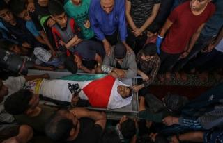 İsrail'in şehit ettiği 60 Filistinli defnedilecek