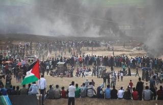 ABD'nin Kudüs kararı ve İsrail'in katliamına dünyadan...