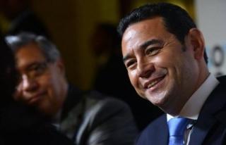 Guatemala Kudüs'te büyükelçilik açacak