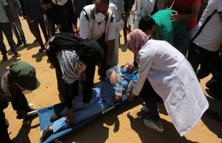 İsrail'in Gazze'de şehit ettiği Filistinli sayısı...
