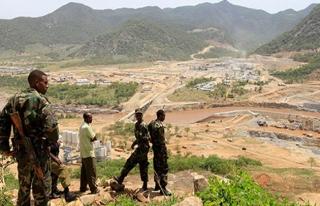 Etiyopya, Mısır ve Sudan'dan Hedasi Barajı için...
