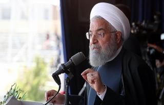 Ruhani: Bu yaptıkları büyük bir hatadır