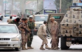 'Derne saldırıları insan haklarını ihlal ediyor'