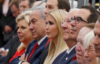 İsrail'in 'ABD Büyükelçiliği töreni' yalanı