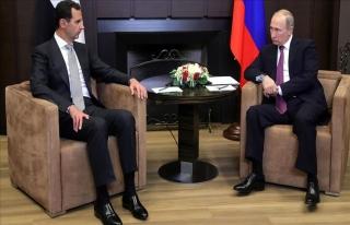 Putin ile Esed gelişmeleri konuştu