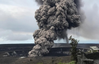 Kilauea Yanardağı'nda bir patlama daha