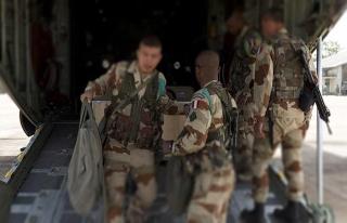 Fransa'dan YPG'ye topçu desteği