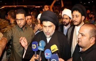 Seçim galibi Sadr'dan tüm kesimlere sıcak mesaj