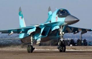 Rus jetleri İsrail uçaklarını engelledi
