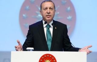 Erdoğan: Pensilvanya'ya değil, halkımıza gittik