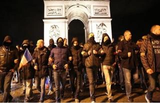 Fransa'da grev sırası polislerde