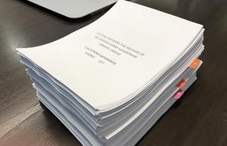 Türklerden, Ermeni terörist için bin imzalı mektup