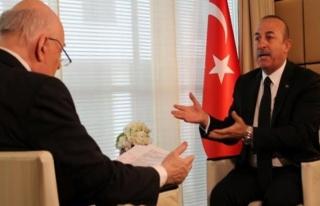 Çavuşoğlu ile Alman gazeteci arasında gerginlik