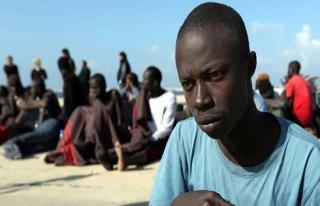 İnsan kaçakçılarından kaçmaya çalışan 12...
