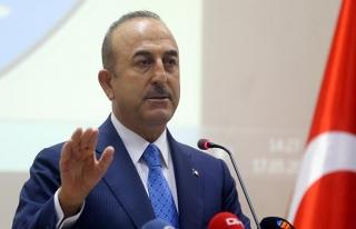 Çavuşoğlu: 'ABD, Gülen hakkında soruşturma başlattı'
