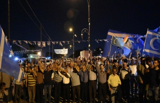 Kerkük'teki Arapların iç savaş endişesi