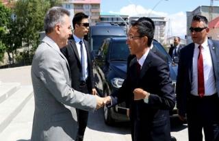 Çinli yatırımcılar Doğu Anadolu'yu sevdi