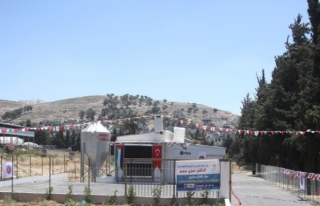 TİKA'dan Filistin'e yatırım