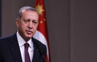 Erdoğan'dan elektrikli yerli otomobil paylaşımı