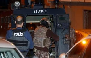 Eylem hazırlığındaki 8 canlı bomba yakalandı