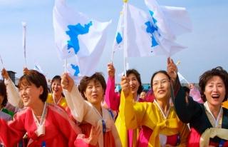 Kuzey ve Güney Kore Asya oyunlarında birleşecek