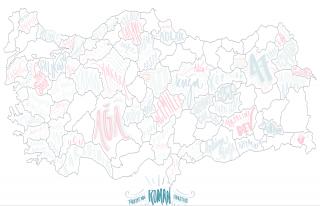 Artık Türkiye'nin Bir Roman Haritası Var