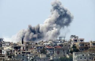 Esed ve İran güvenli bölgede operasyon başlattı