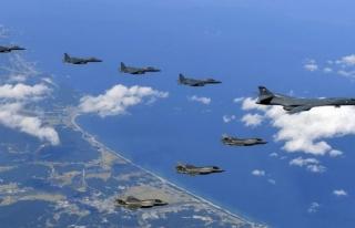 ABD, Güney Kore ile askeri tatbikatları askıya...