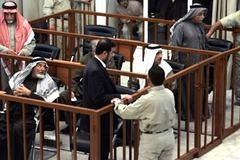 Saddam Davasında Boykot