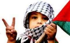 Filistinli yetimler için konser