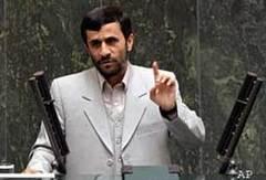 Ahmedinejad'dan kadınlara çağrı