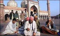 Hindistanlı Müslümanlar açlığın eşiğinde