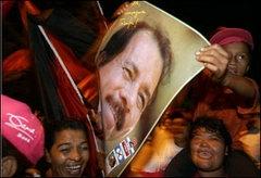 Nikaragua'dan ABD'ye Mesaj