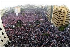 Hizbullah gövde gösterisine hazırlanıyor