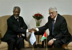 Abbas, uluslararası konferans istedi