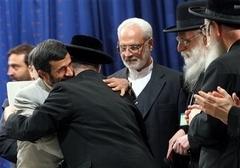 Hahamlardan Ahmedinejad'a...