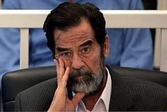 Hasta bakıcısı Saddam'ı...