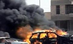 Kerkük'te patlama: 12 yaralı