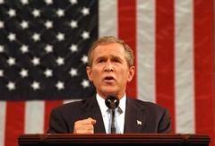 Bush: Irak'taki İranlıları...