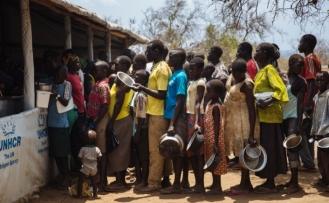 BM'den Güney Sudanlı mülteciler için yardım çağrısı