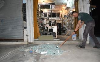 Kerkük'te ses bombaları patladı