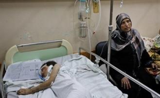 Gazze'de yüzlerce kanser hastası büyük tehlike altında