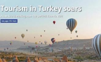 Kanada'dan Türkiye reklamı