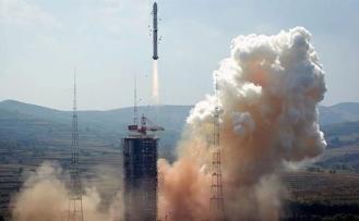 Çin 17. Kuzey Yıldızı'nı uzaya fırlattı
